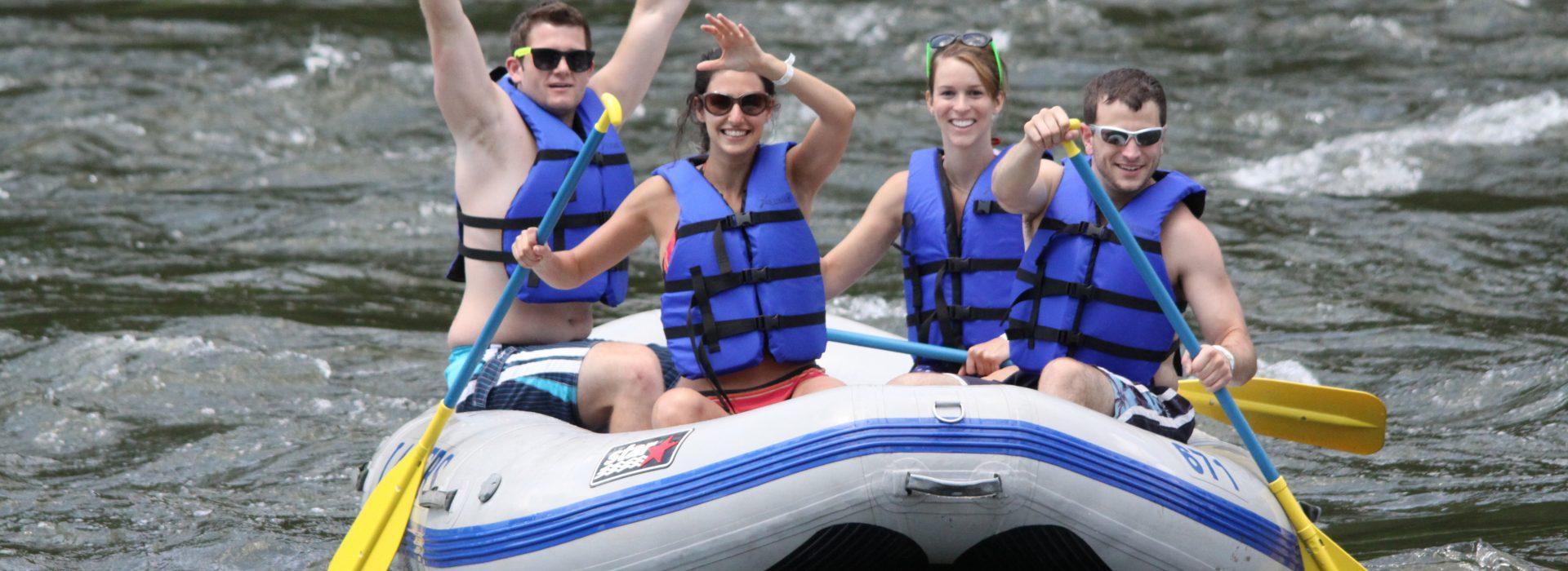 Landers River Trips